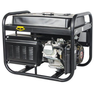 Portable and Easy Move China 2.5kw 2.5kVA Lightweight Electric Generator pictures & photos
