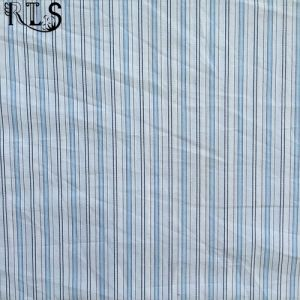 100% Cotton Poplin Woven Yarn Dyed Fabric for Shirting/Dress Rls50-3po pictures & photos