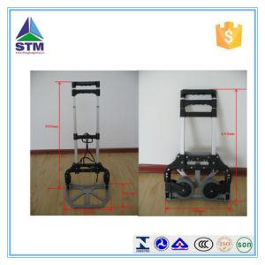Portable Aluminium Personal Folding Luggage Baggage Hand Truck