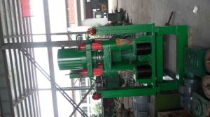 Vertical Hydraulic Shear