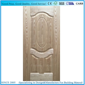 Laminate Moulded Door Skin Plywood with EV-Ash Veneer pictures & photos