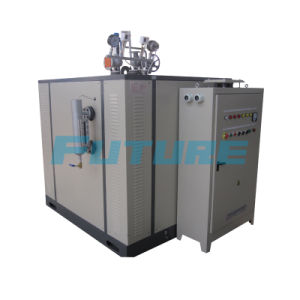 Direct Factory Horizontal Electric Steam Boiler for Medical pictures & photos