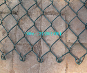 Zinc Coated Chain Link Fence (peaceful) pictures & photos
