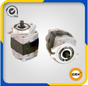 Cast Iron Hydraulic Gear Oil Pump, Forklift Pump pictures & photos