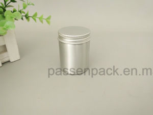 100ml Aluminum Tea Tin Can with Screw Lid (PPC-AC-055) pictures & photos