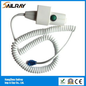 6cores 2.2m Two Step X-ray Hand Switch with Collimator Light Button