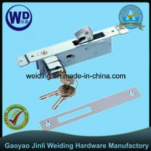 Aluminium Sliding Door Lock 41055 pictures & photos