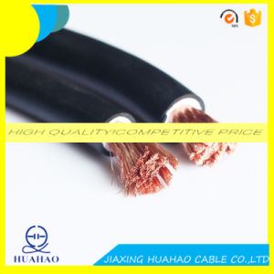 High Quality 70mm2 Copper Conductor Welding Cable for Indonesia Market pictures & photos