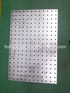 OEM China Manufacturing CNC Stainless Steel Punching Parts pictures & photos