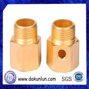 Brass Pipe Connector