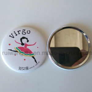 Logo Personalized Mini Pocket Mirror, Cheap Prmotional Gifts pictures & photos
