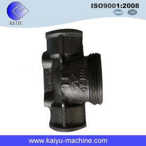 Ductile Iron Pipe Fitting Casting Tee pictures & photos