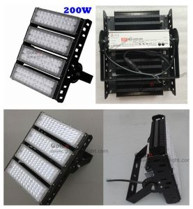 Panel Design 400W 300W 200W LED Flood Light UL Driver Philips SMD 5years Warranty pictures & photos