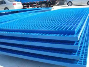High Strength/Mini Mesh/FRP/GRP Molded Grating/Walkway Grating pictures & photos