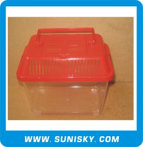 Mini Plastic Pet Carrier (SFT-160A) pictures & photos