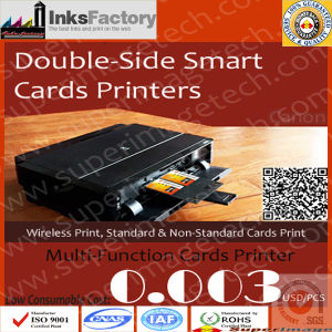 Double-Side Card Printer/Multi-Function Cards Printer pictures & photos