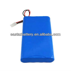 3.7V 5600mAh Icr14500 Lithium Ion Battery Pack pictures & photos