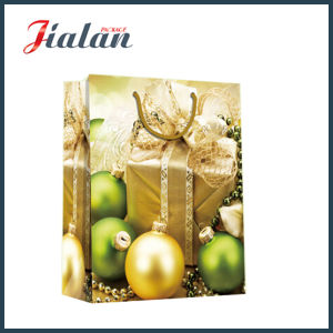 Cheap Wholesale Christmas Gifts Packaging Paper Carrier Gift Bags pictures & photos