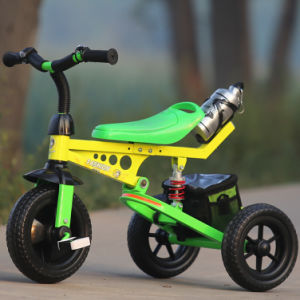 Green Children Tricycle Kids Tricycle Baby Tricycle pictures & photos