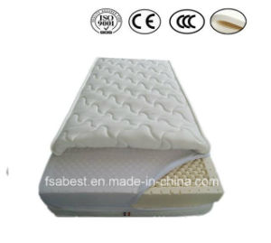 Luxury Massage 100% Natural Latex Mattress ABS-5301 pictures & photos