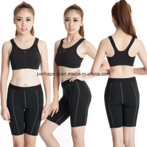 Women Fitness Bra Yoga Pants Gym Wear Shorts Athletic Wear pictures & photos