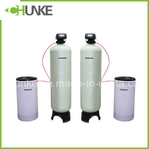 Hotsale Auto Stainless Steel FRP Resin Water Softener Filter Price pictures & photos