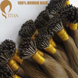 Brazilian Hair Keratin I Tip Human Hair Extension 100g pictures & photos