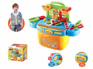 Kids Pretend Play Tool Toy Deluxe Play Set (H0535152) pictures & photos