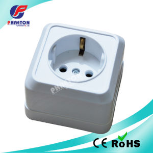 Surface Mounted Plug in Wall Socket pictures & photos