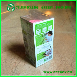 Plastic Pet Transparent Printing Packaging Box for Feeding Bottle pictures & photos
