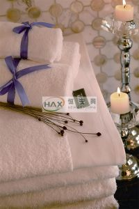 High Quality 100% Combed Cotton Hotel Towel