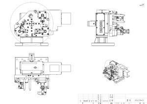 Steering Gear Housing 4-Axis Hydraulic Fixture pictures & photos