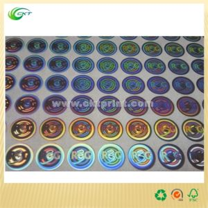 Colorful Sticker Label Printing with UV Coated. (CKT-LA-451)