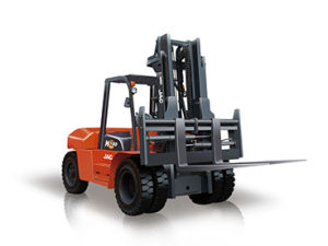 Forklift 10ton Capacity pictures & photos