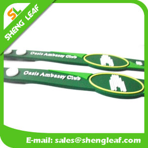 Advertising Top Quality Logo Pinting Adult PVC Wristband pictures & photos