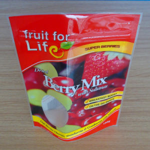 Dry Fruit or Nuts/Peanuts Plastic Packaging Bag pictures & photos