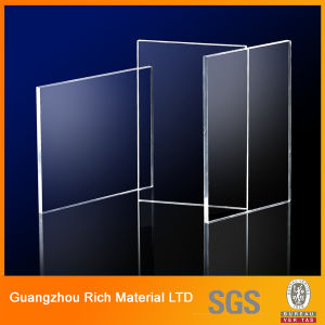 Clear & Transparent Plastic PMMA Cast Acrylic Sheet/Acrylic Board pictures & photos