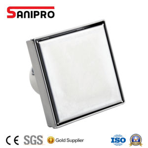 Ce Certificated Square Bathroom Shower Cover Floor Drain pictures & photos