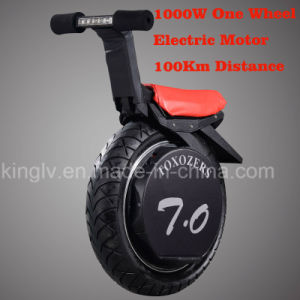 Wholesale One Wheel Electric Lithium Battery Motorcycle pictures & photos