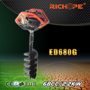 68cc Professional Gasoline Earth Drill (ED680G) pictures & photos