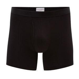 Great Quality Soft Cotton Plain Underwear Man Boxer Short pictures & photos
