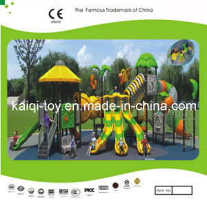 Kaiqi Large Explorer Series High Quality Children′s Outdoor Playground Equipment (KQ10134A) pictures & photos