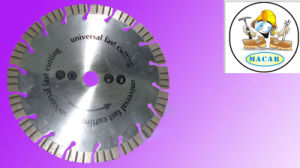 Arix Laser Welded Diamond Saw Blade for Concrete/Stone/Marble pictures & photos