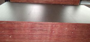 Anti-Slip Brown Film Faced Plywood pictures & photos