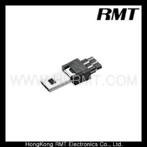 Male USB Connector (USB-BMD10) pictures & photos