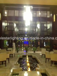 Kangyue International Hotel- Lobby & Public Lamps (4 star hotel) pictures & photos