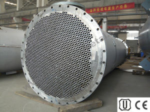 Stainlness Steel & Titanium Shell Tube Cooler -Heat Exchanger pictures & photos