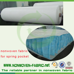 PP Spunbond Nonwoven Mattress Cover Fabric pictures & photos