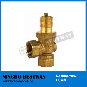 Brass Gas Valve Manufacturer Fast Supplier (BW-V02) pictures & photos