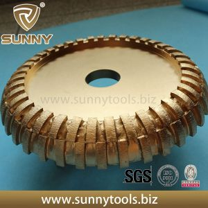 Diamond Profiling Wheel for Sharping Stone Material pictures & photos
